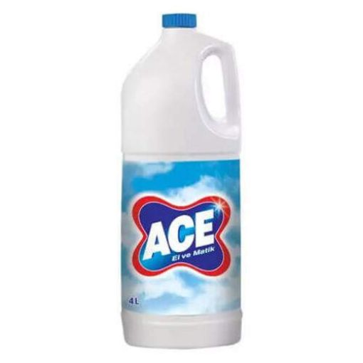 Ace Çamşır Suyu 4 Lt Normal resmi