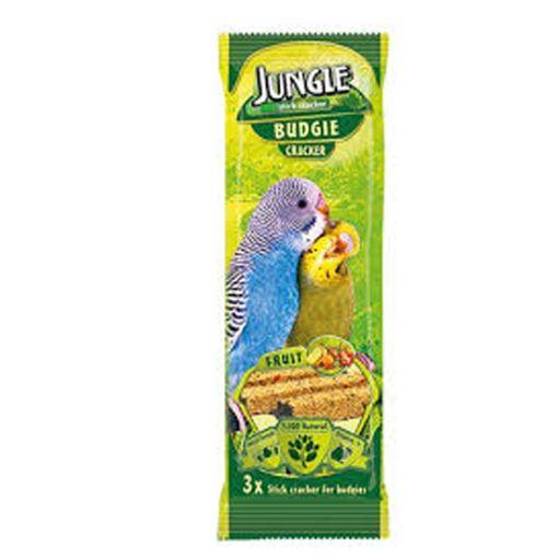 Jungle Muhabbet Kuşları İçin Meyveli Kraker 3 Adet resmi
