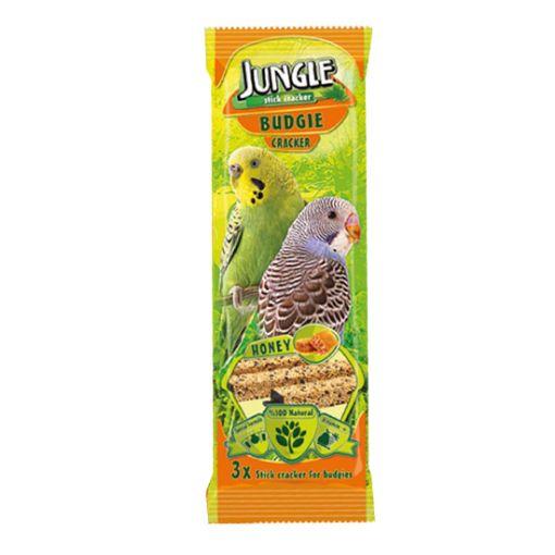 Jungle Muhabbet Kuşları İçin Ballı Kraker 3 Adet resmi