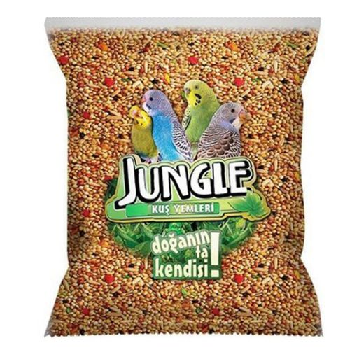 Jungle Muhabbet Kuş Yemi 400 Gr resmi