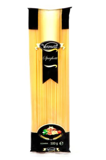 Veronellı Mak.500 Gr Spagettı resmi