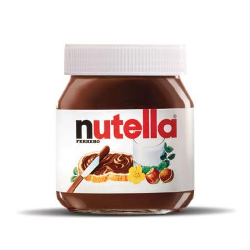 Nutella 400 Gr resmi