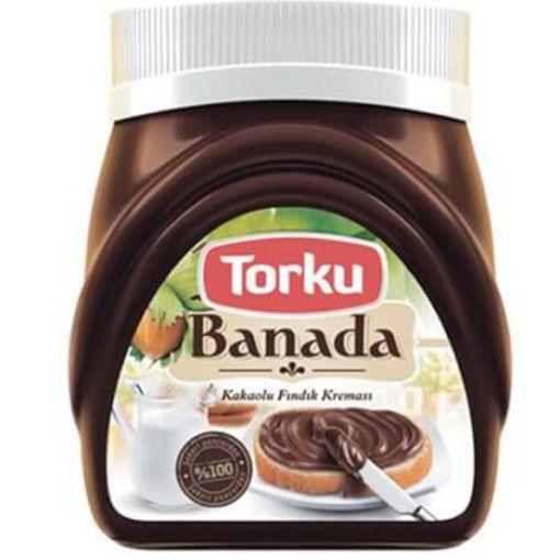 Torku Banada Kakaolu Fındık Kreması 700 Gr resmi