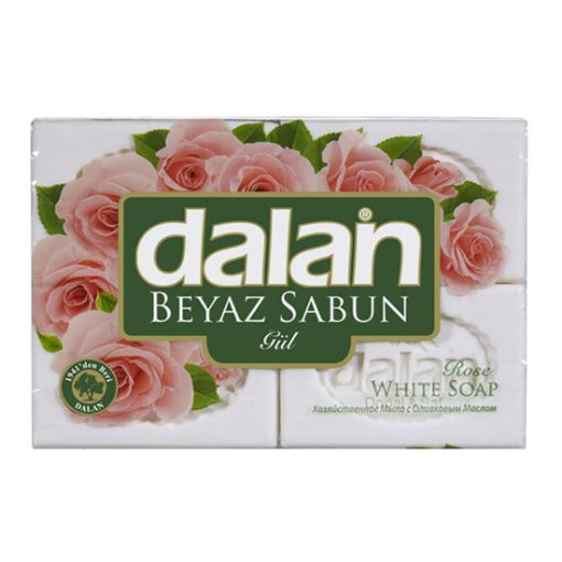 Dalan Banyo Sabunu 4X150 Gr Gul resmi