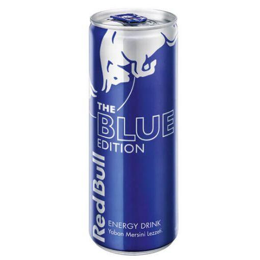 Red Bull Enerji İçeceği Blue Edition 250 Ml resmi