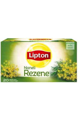 Lipton Bitki Rezene 20 Li resmi