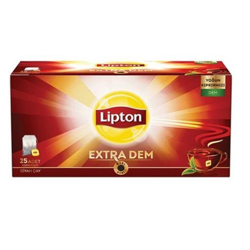 Lipton Extra Dem Bardak Poşeti 25 Li 52,5 Gr resmi