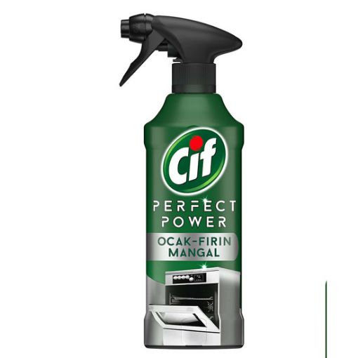 Cif Perfect Power Ocak Fırın Mangal 435 Ml resmi