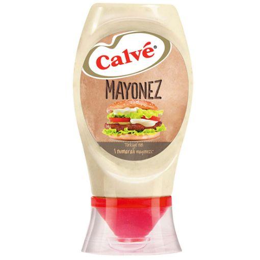 Calve Mayonez 225 Gr Regular 1573 * resmi
