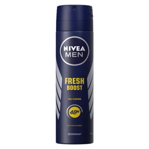Nıvea Deo Fresh Boost Men 150 Ml resmi