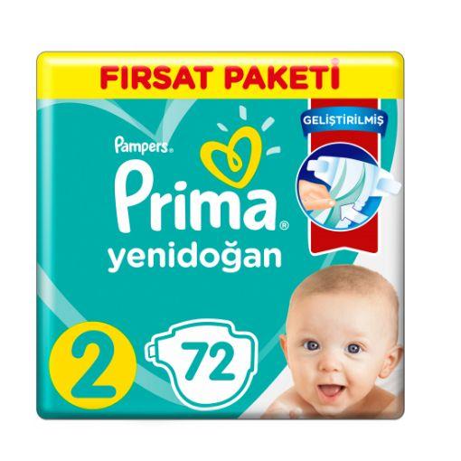 Prima Fırsat Paket 2 Beden 72  Lı Mını resmi