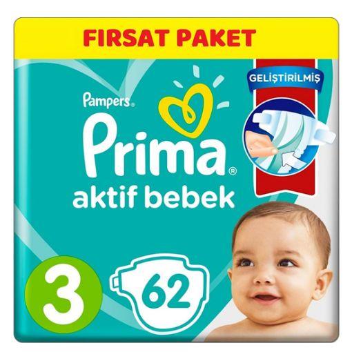 Prima Fırsat Paket 3 Beden 62 Lı Mıdı resmi