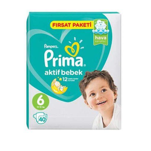 Prima Fırsat Paket 6 40  Lı Extra Large resmi