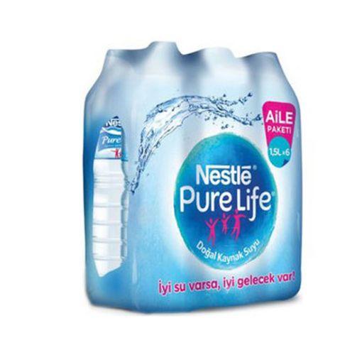 Nestle Su 1.5 Lt. P.Lıfe resmi