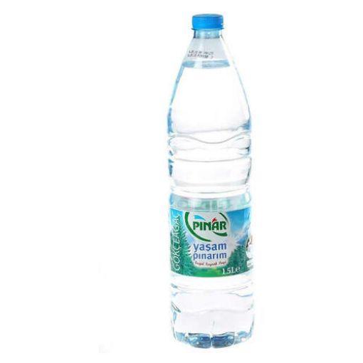 Pınar Yaşam Pınarım Su Pet Şişe 1,5 Lt resmi