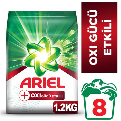 Ariel Oxi 1,2 Kg Deterjan resmi
