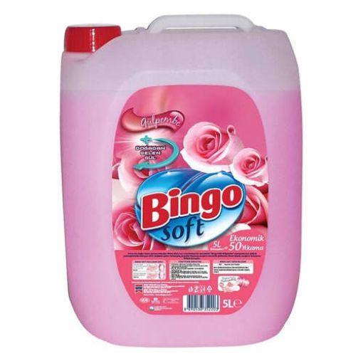 Bingo Soft 5000 Ml Gül Pembe resmi