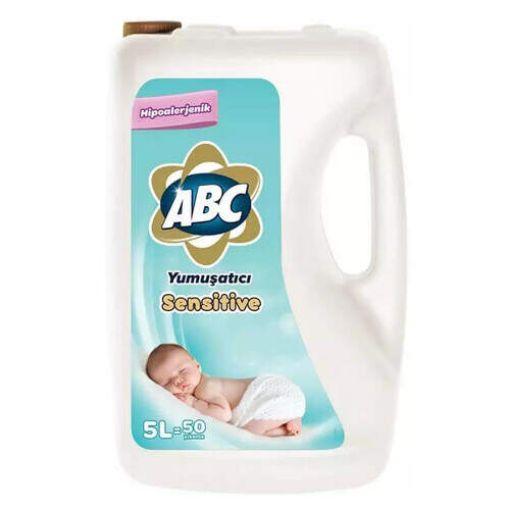 Abc Soft Yumuşatıcı 5 Lt Sensitive resmi