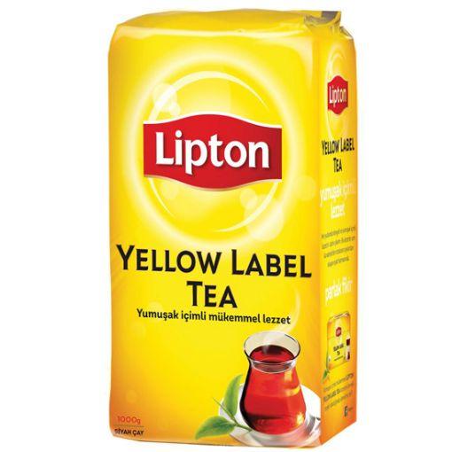 Lipton Yellow Label Dökme Çay 1000 Gr resmi