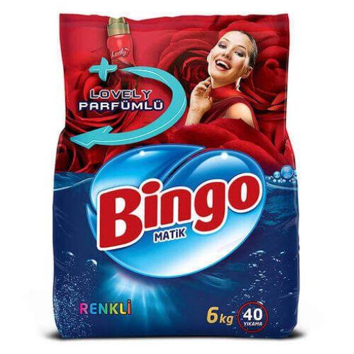 Bingo Automat 6 Kg Renkli resmi
