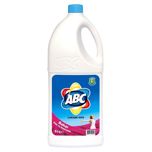 Abc Camasır Suyu 4000 Gr Bahar resmi