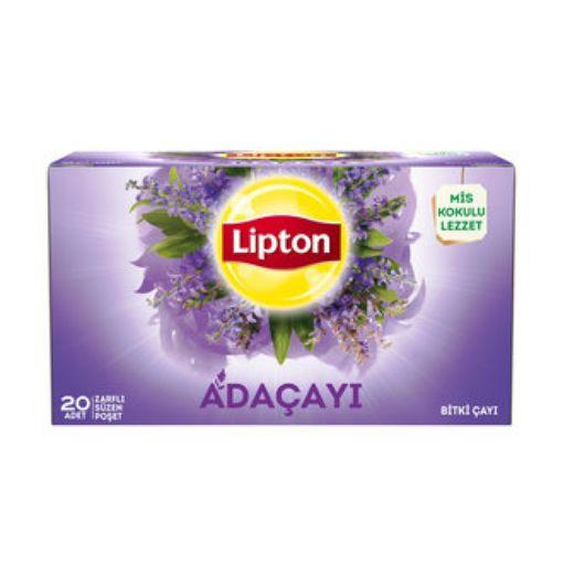 Lipton Bitki Adaçayı 20 Li resmi