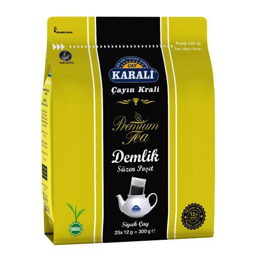 Karali Çay Karali Premium Demlik  300 Gr resmi