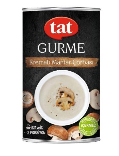 Tat Sıvı Corba Kremalı Mantar 500 Cc resmi