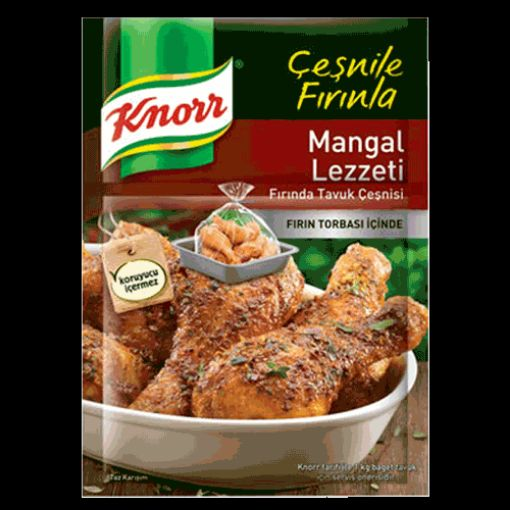 Knorr Tavuk Csn Mangal Lezzzetı 29 Gr.* resmi