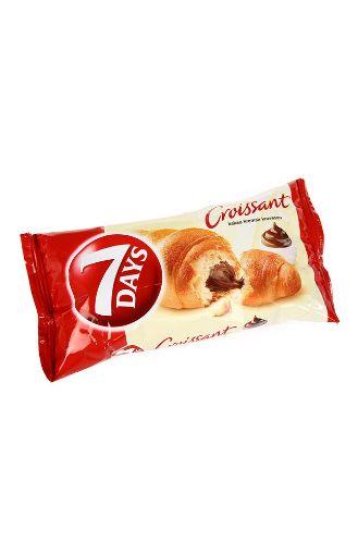 7 Days Kruvasan Kakao Kremalı 72 Gr resmi