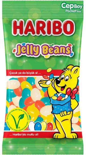 Harıbo Jelly 80 Gr Beans (Fasulye) * resmi