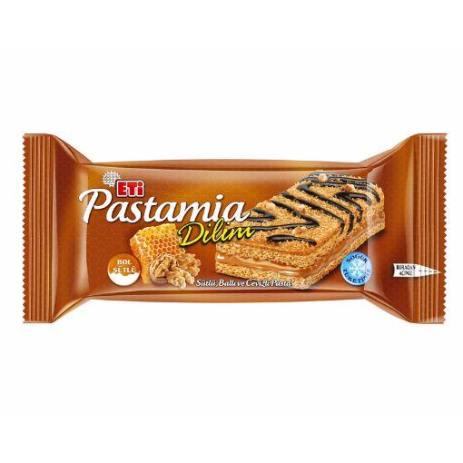 Etı Pastamıa 27,5 Gr Sut-Bal-Cevız 2973 (Soguk) resmi