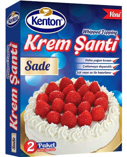 Kenton Sade Krem Şanti 150 Gr resmi