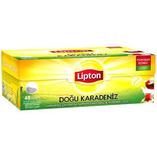 Lipton Karadeniz 48 Li Demlik Poşet resmi