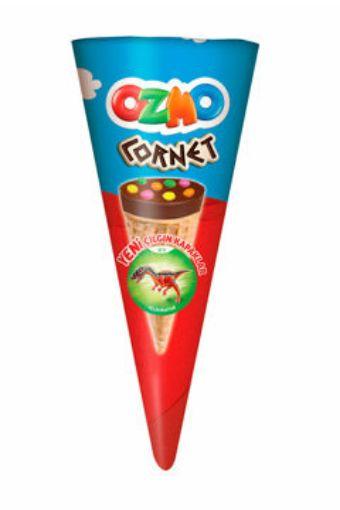 Şölen Ozmo Cornet Çikolata 25 Gr resmi