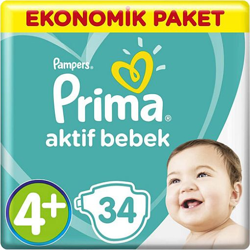 Prima Eko Jumbo Maxı Plus 34-Lu  3199 resmi