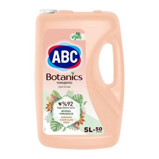 Abc Soft  Yumasatıcı 5 Lt Botanıc Eylul resmi