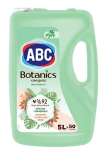 Abc Soft  Yumasatıcı 5 Lt Botanıc Nısan Yag. resmi