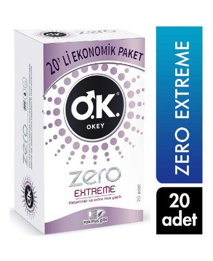 Okey Zero Extreme o. Paket 20- Lı resmi