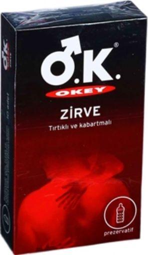Okey Prezervatif Zirve 10 Lu resmi