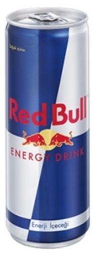 Red Bull Enerji İçeceği 250 Ml resmi