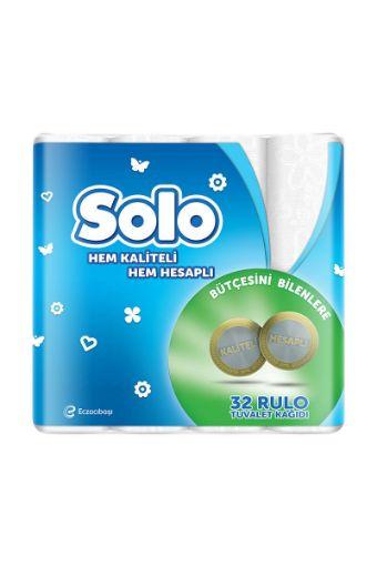 Solo Tuvalet Kagıdı 32-Lı Akıllı Secım resmi