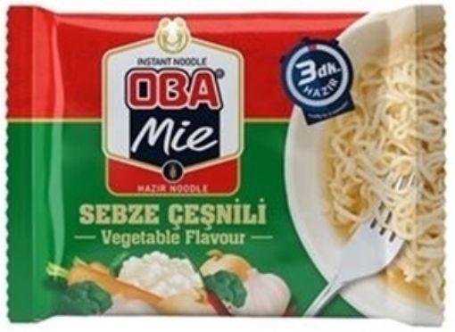 Oba Mıe Noodle 70 Gr Sebze Cesnılı resmi