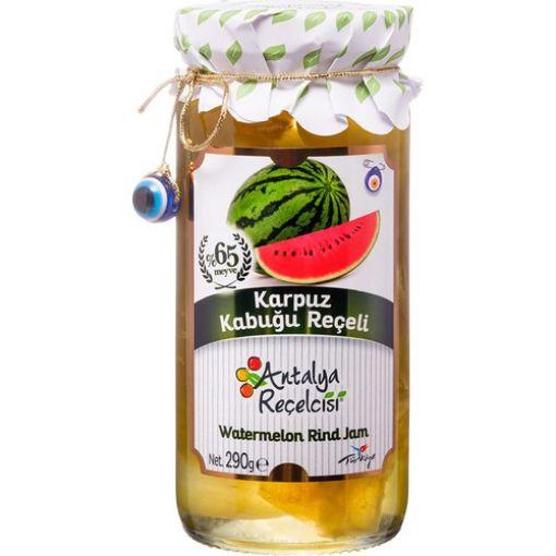Antalya Karpuz Kabugu Recelı 290 Gr resmi