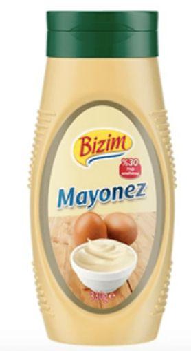 Bızım Mayonez 330 Gr Yagı Az resmi