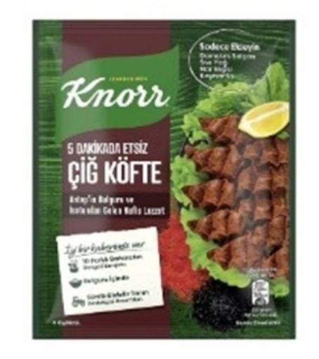 Knorr Cıg Kofte Setı 120 Gr 6161 resmi