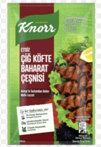 Knorr Cıg Kofte Cesnı 40 Gr 9158 resmi