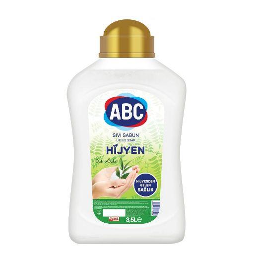 Abc Sıvı El Sabunu 3.5 Lt Hıjyen resmi