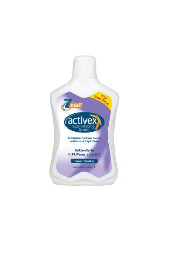 Actıvex Antıbakterıyel S.Sabun 1 Lt Hassas resmi