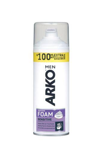 Arko 300Ml Tıraş Köpüğü Sensitive resmi